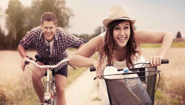 Почему скрипит велосипед?