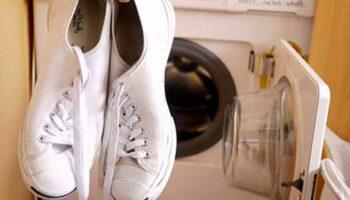 Как стирать кроссовки? Секреты процесса