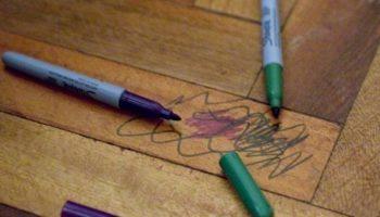 Как оттереть следы маркера с любых поверхностей: быстрые и эффективные способы