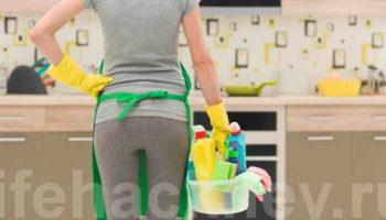 6 простых рецептов домашних чистящих средств