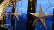Как сделать объемные бумажные звезды своими руками