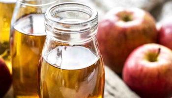 Как ополаскивать волосы яблочным уксусом: пропорции и применение