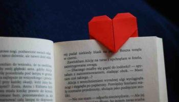 Как сделать закладку сердечко из бумаги своими руками