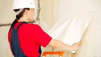 Как быстро снять старые обои со стен: проверенные способы