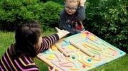 Как сделать лабиринт для детей своими руками