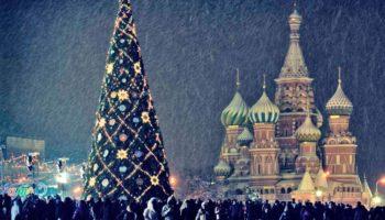 9 городов, в которых стоит отметить Новый Год