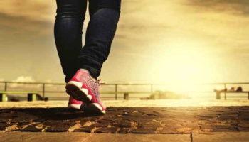 5 способов сжечь больше калорий во время ходьбы