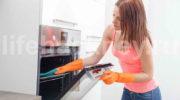 Готовим средство для очистки духового шкафа