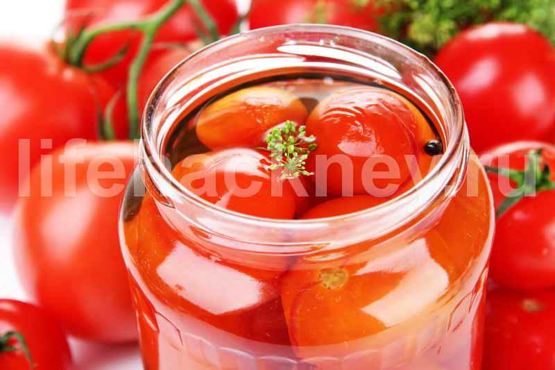 Какие сорта томатов необходимо использовать для засолки, консервации и приготовления соусов