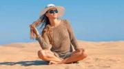 Как защитить волосы от солнца на море: 6 советов