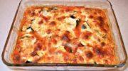 Рецепт молодых кабачков с помидорами под соусом