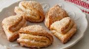Творожное печенье «Гусиные лапки»: вкусный десерт