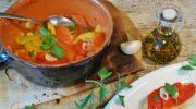Невероятно вкусные овощи, запечённые в маринаде