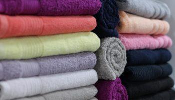 Мягкие махровые полотенца даже после стирки