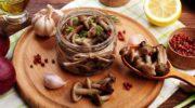 Готовим маринад для любых грибов