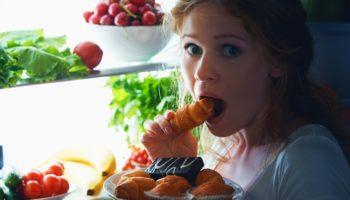 Привести вес в норму без голодания