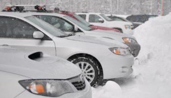 """Простые правила, чтобы """"не убить""""авто зимой"""