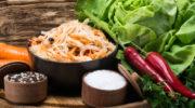 Рецепт капусты по-корейски