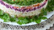 Салат «Корель» — вкусный и оригинальный