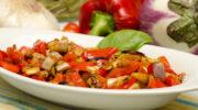 Как приготовить вкусные баклажаны с перцем и сохранить до зимы