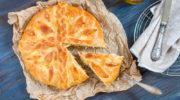 Превосходный пирог из капусты для самых ленивых