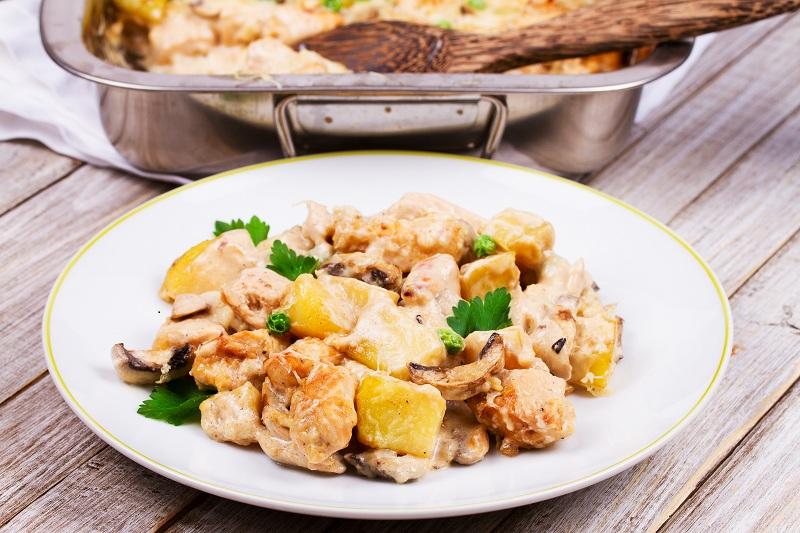8 блюд из молодой картошечки