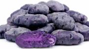 Фиолетовые, синие и красные сорта картофеля