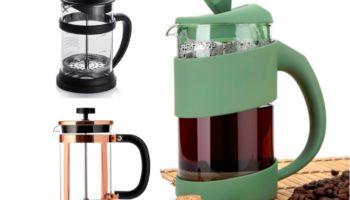 Какие френч-прессы для чая и кофе признаны лучшими в 2021 году