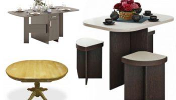 Лучшие обеденные столы и критерии их выбора