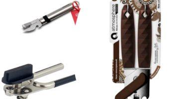 Рейтинг лучших консервных ножей на начало 2021 года