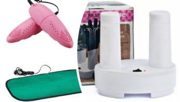 Как выбрать сушилку для обуви и для чего она нужна на самом деле
